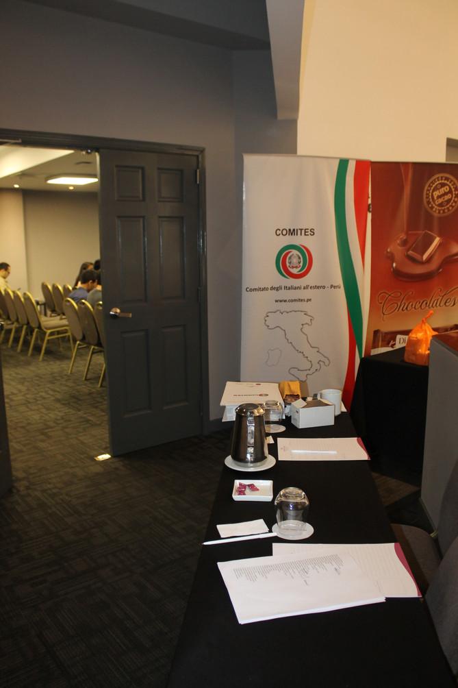 Terzo Congresso dei Giovani Italiani del Perù