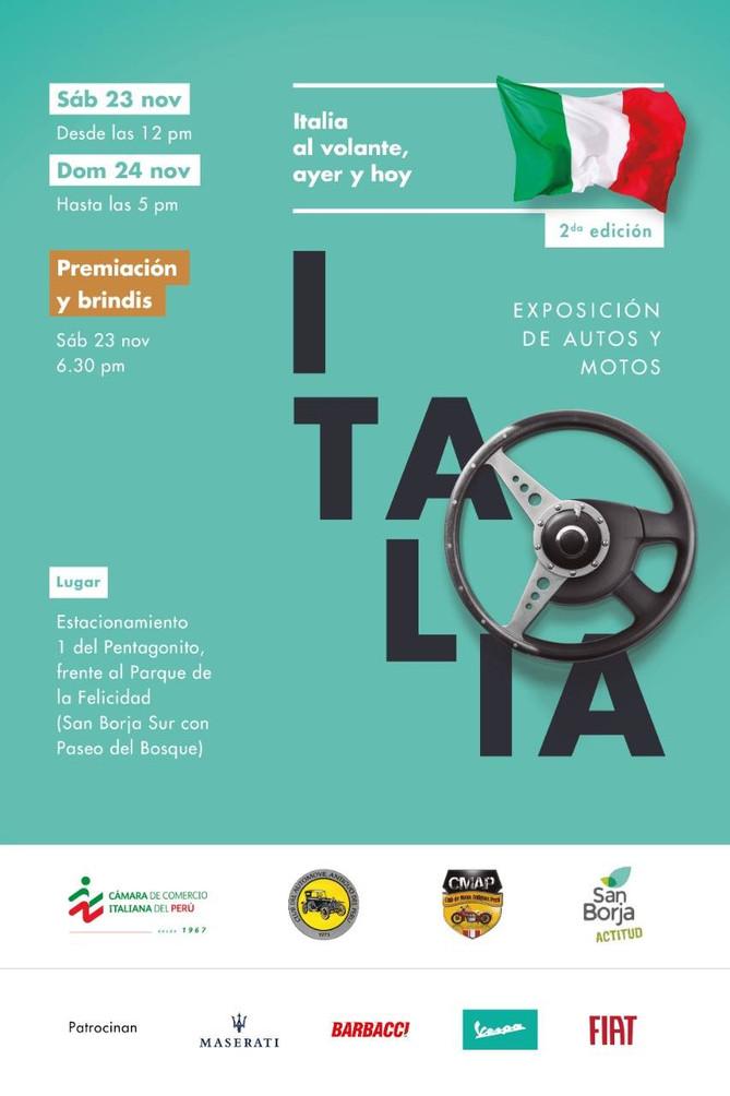 """""""Italia al Volante - Ieri e Oggi"""""""