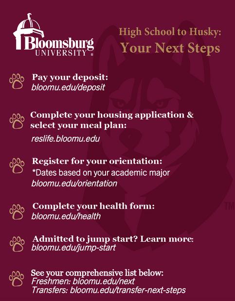 Next Steps Checklist