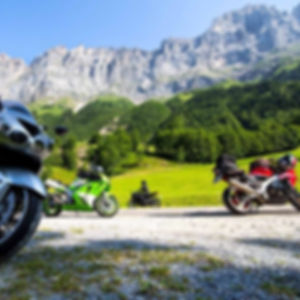 MOTORCYCLE DAY RENTALS