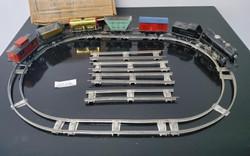marx on tracks