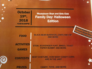 Woodburn Family Day 10/19/18