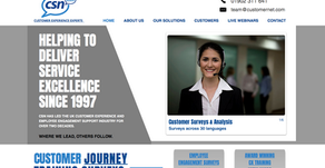 We are proud to announce the launch of our new CX resource-crammed website!