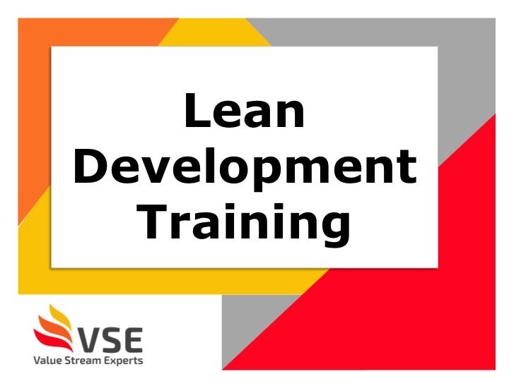 Lean Development Training