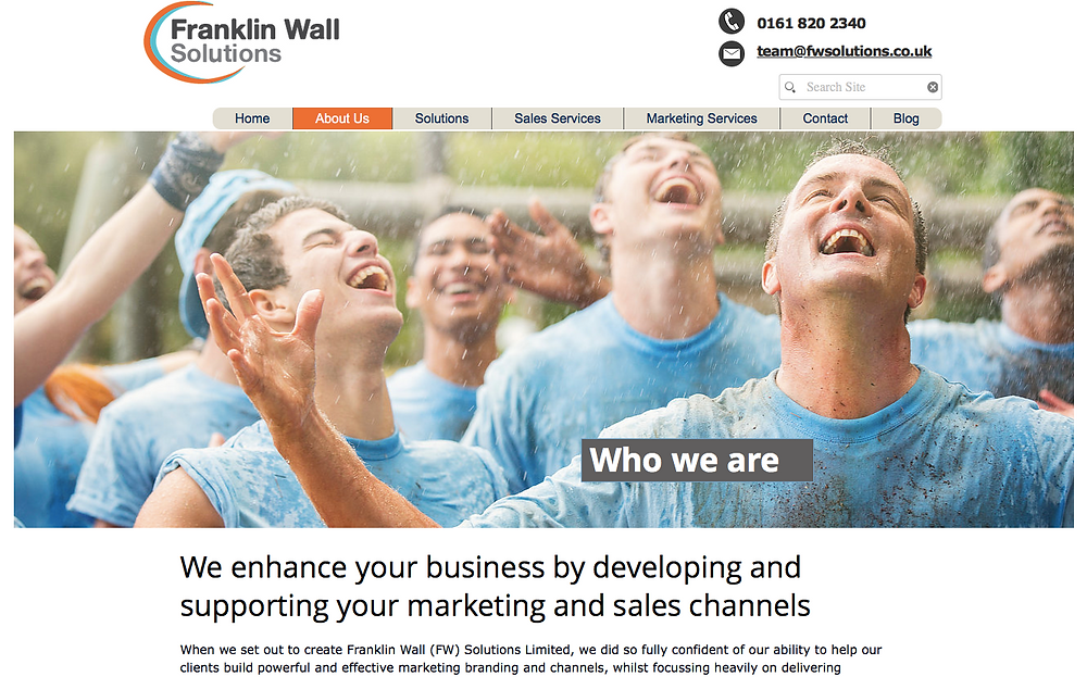 Your team at Franklin Wall Solutions