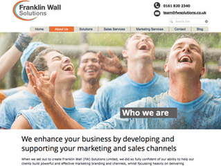 Franklin Wall Solutions gets a facelift (about time!!)