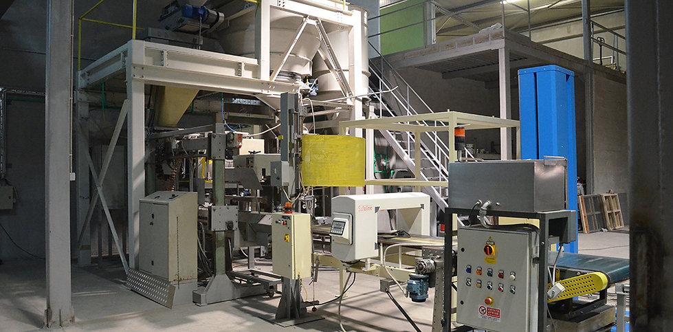 Výrobní linka Premil