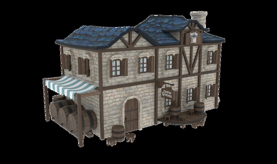 Blue Roof Inn / Tavern and Friends