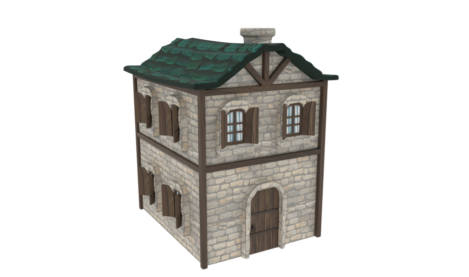 Two-Story House