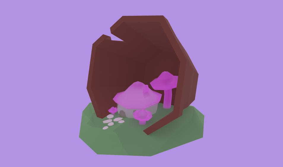 Mushroom Fairy's House