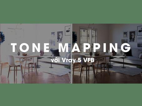 Tone Mapping là gì? Ý nghĩa các layer trong VFB của V-Ray 5 For Sketchup.