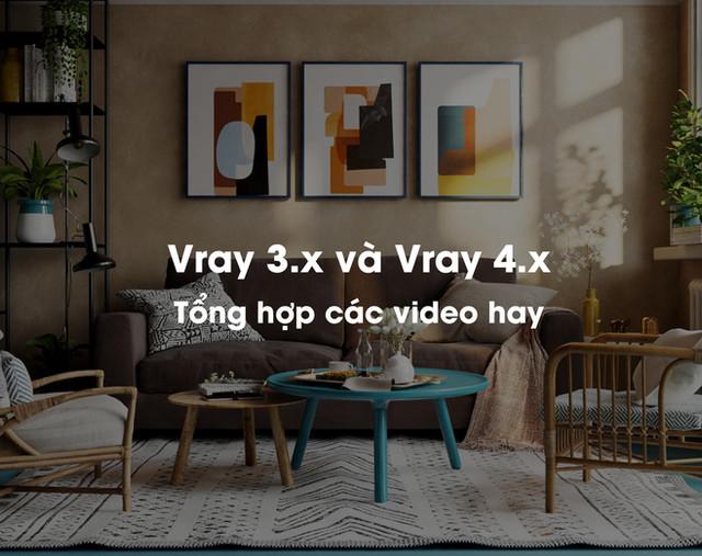 Vray 3.4, Vray 3.6, Vray 4.x