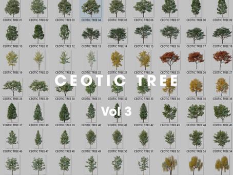 CEOTIC STUDIO TREE VOL 3