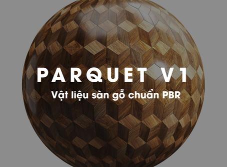 Sàn gỗ PBR - Parquet vol 1