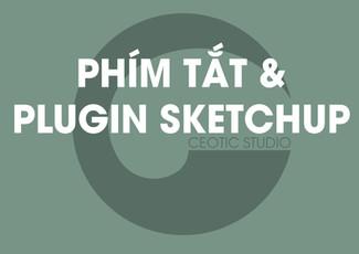 Cài đặt Phím tắt và Plugin Sketchup