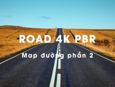 Map đường 4K PBR