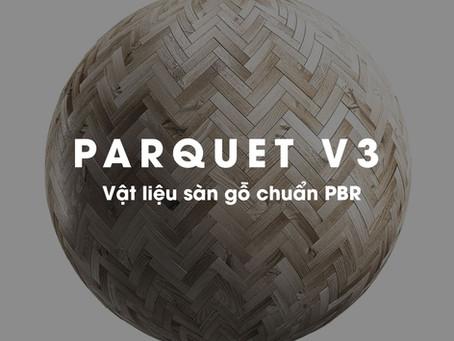 Sàn gỗ PBR - Parquet vol 3