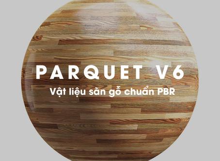 Sàn gỗ PBR - Parquet vol 6