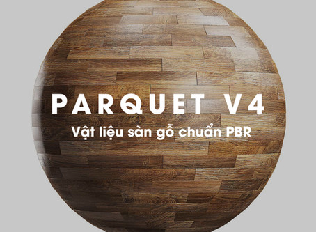 Sàn gỗ PBR - Parquet vol 4