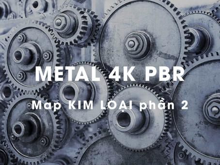 Map KIM LOẠI 4k PBR