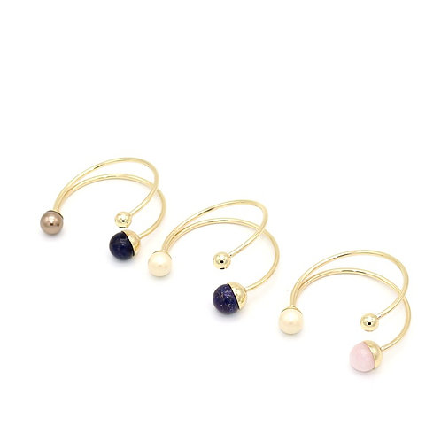 Bell Of The Ball Bangle
