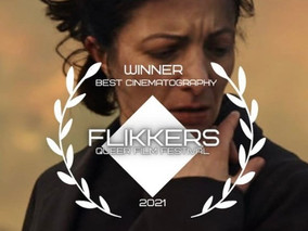 WIN AT FLIKKERS QUEER FILM FESTIVAL