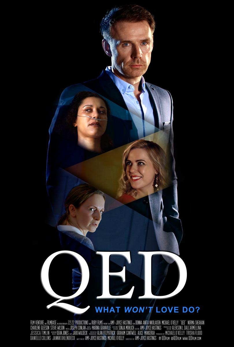 QED official poster