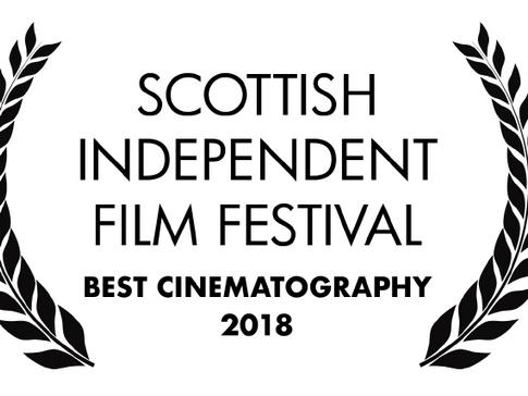 'REFUGE' WINS AT SCOTTISH INDEPENDENT FILM FESTIVAL