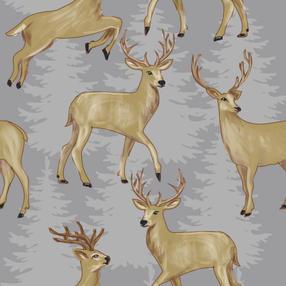 silver deer repeat.jpg