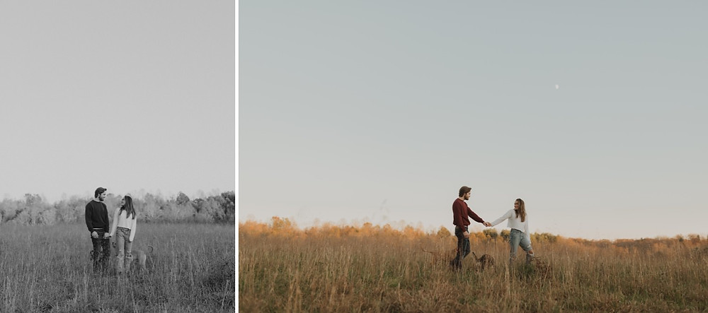 Middleburg Virginia engagement session