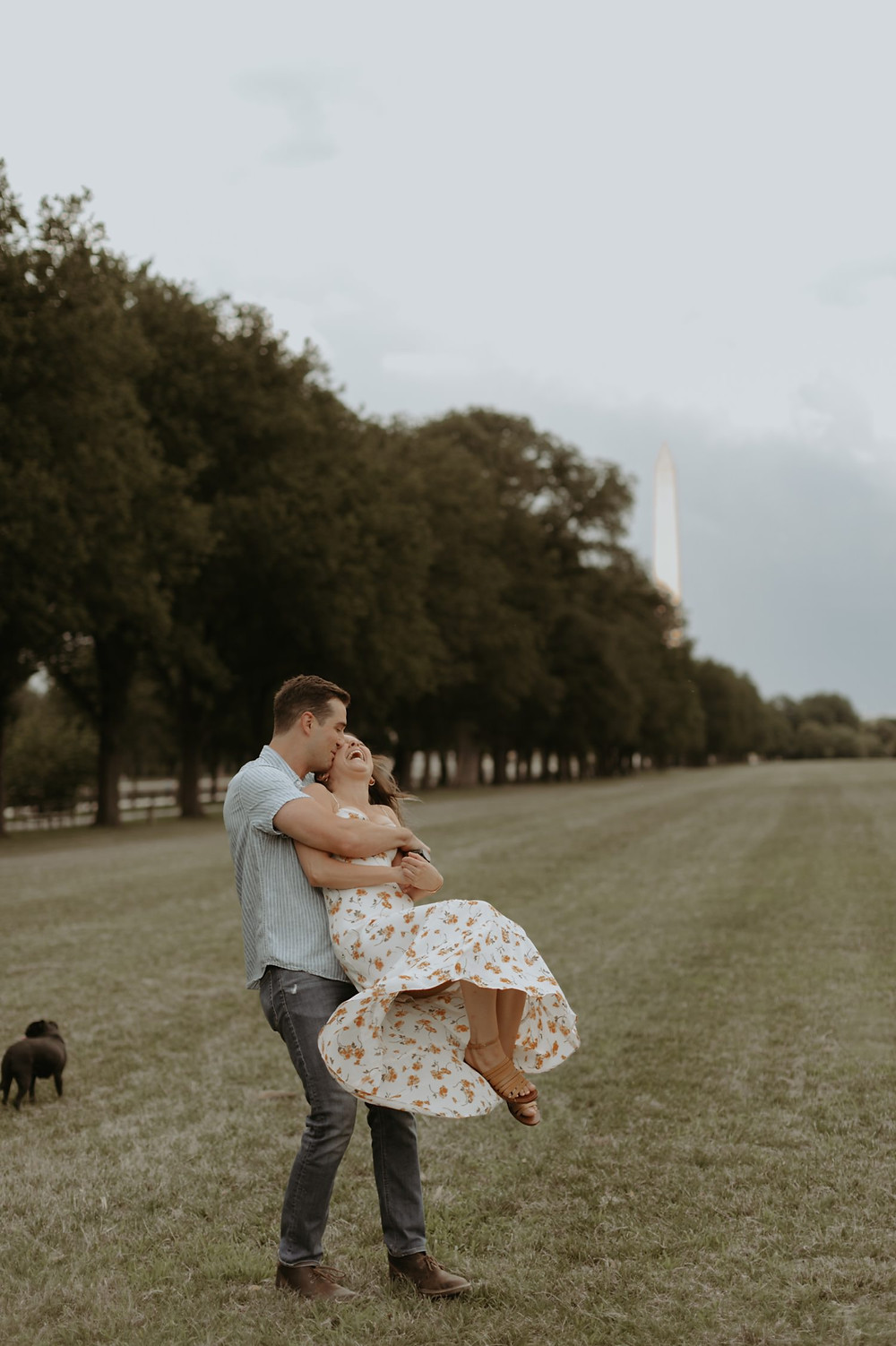 Washington dc engagements