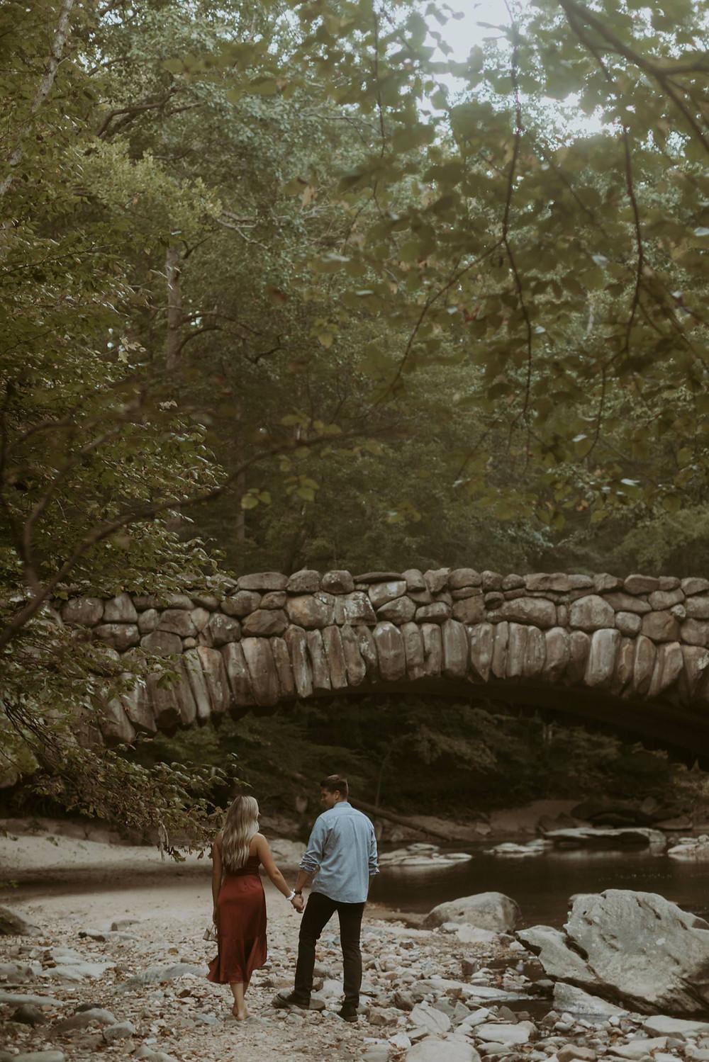 Rock creek park  engagement session
