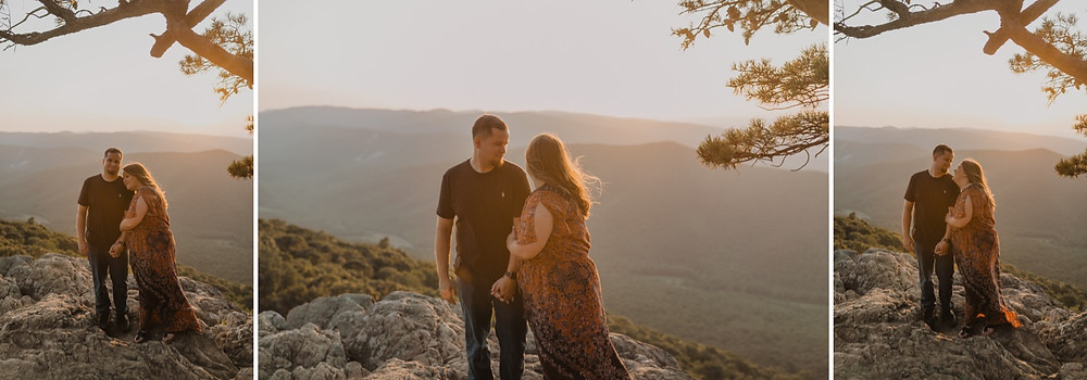 Ravens roost overlook engagements