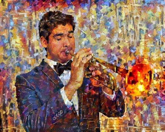 Jonathan Sky Trumpet