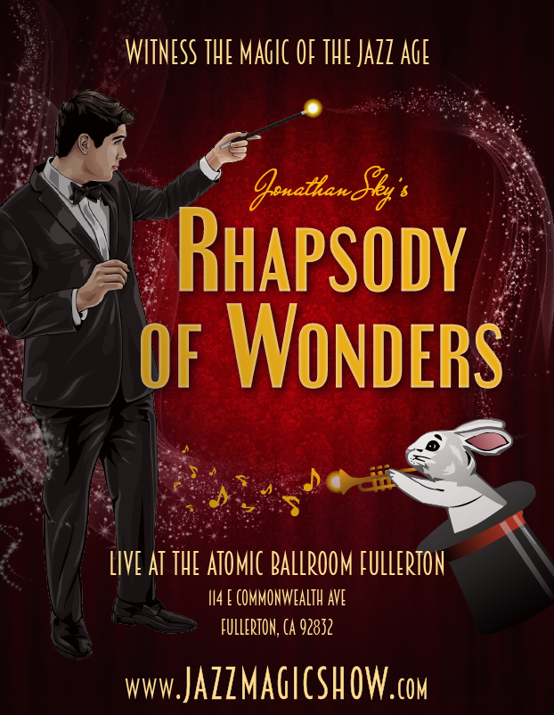 Rhapsody of Wonders Poster