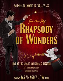 Rhapsody of Wonders Poster