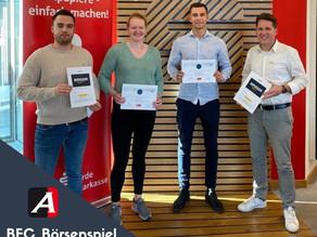 Siegerehrung - BFC Börsenspiel Kiel powered by ARIVA.DE | Oktober 2020
