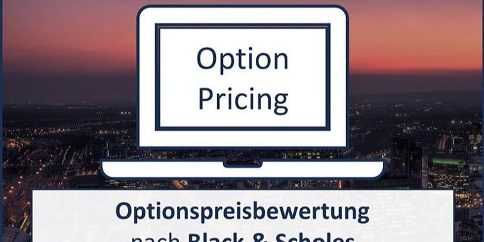 Der faire Optionspreis nach Black & Scholes [BVH-Webinar]
