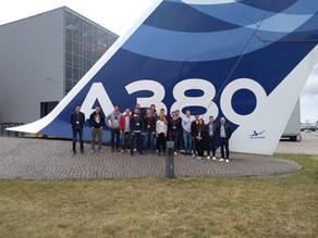 Airbus Werksbesichtigung / Juli 2019