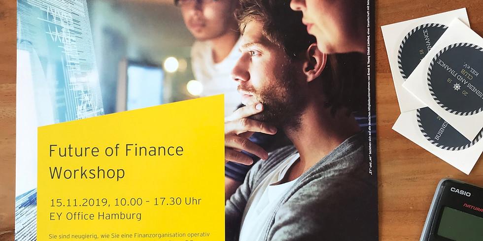 Ernst & Young - Future for Finance Workshop