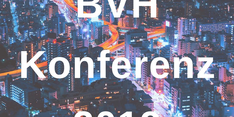 BVH Konferenz 2019