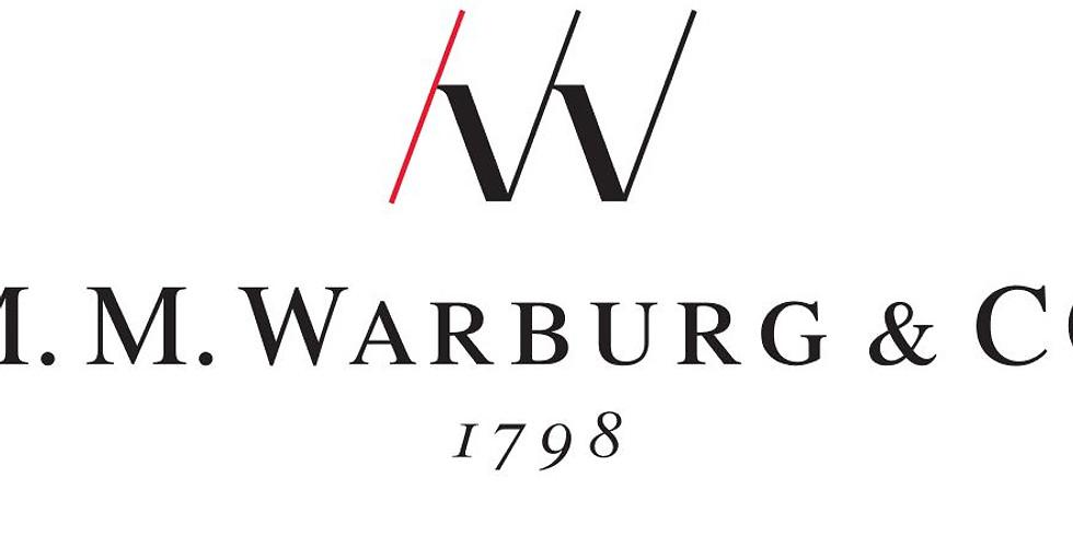 Exkursion zur Privatbank M.M. Warburg in Hamburg
