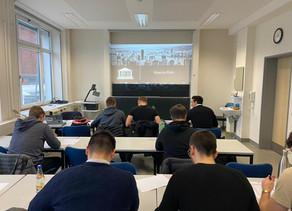 """How to Pitch""-Workshop / Januar 2020"