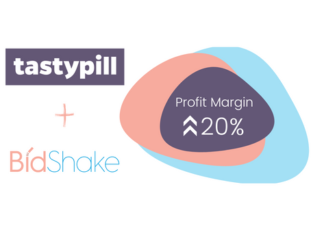 How Tastypill's Profit Margin Grew by 20%