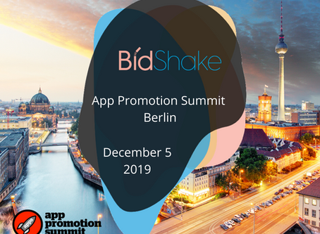 Join us at APS Berlin and App Growth Awards events