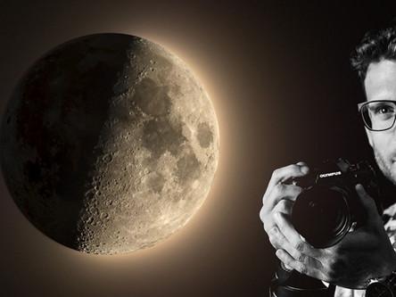 Így fotózd le a Holdat teljes valójában egy MILC vagy DSLR kamerával!