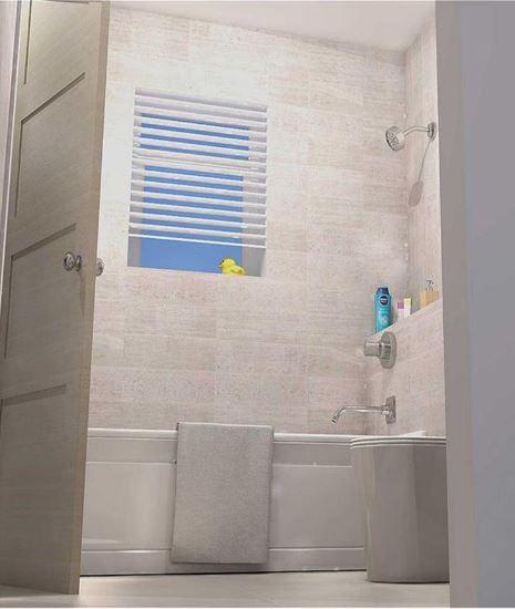 Kershaw St Bathroom Visual