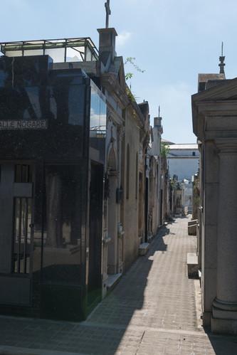 Кладбище Буэнос Айреса - самая дорогая земля!