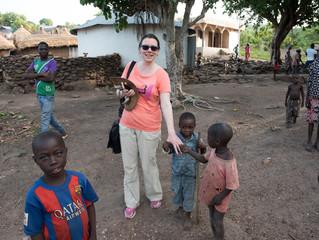 Западная Африка. Гана, Того, Бенин.