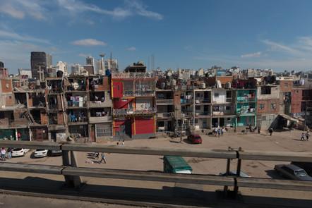 Буэнос Айрес - так живут миллионы